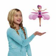Летающая фея Flying Fairy оригинальная с подсветкой и музыкой (цвета: розовый/голубой/желтый)