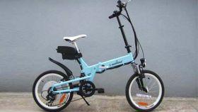 Электровелосипед E-motions Fly (Флай) 500 w 36В 15Ач 20 дюймов складной (в 5-ти цветах)
